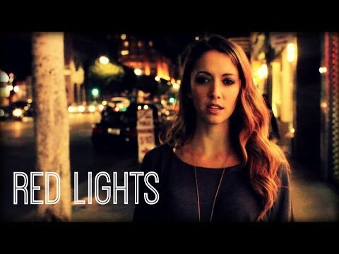 RED LIGHTS - Tiësto - (Taryn Southern Cover) - Music Video | Taryn Southern