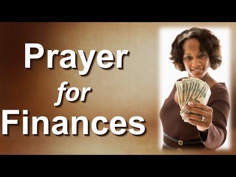 Prayer for financial breakthrough pdf