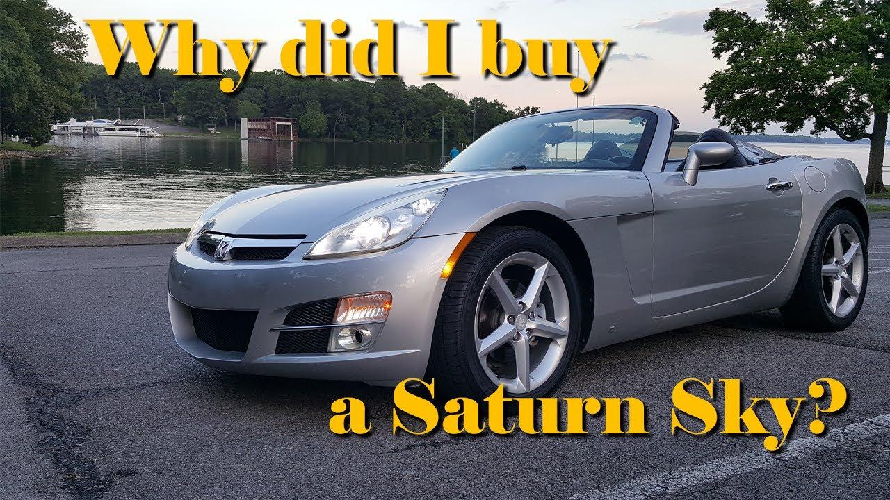 Why Did I Buy A Saturn Sky?