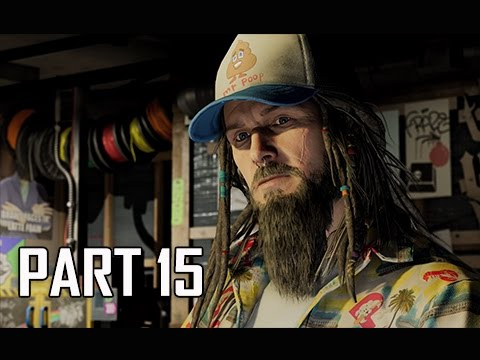 Watch Dogs 2 Walkthrough Part 15 - Satellite (PS4 Pro Let's Play Commentary)