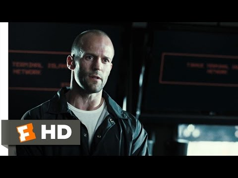 Death Race (6/12) Movie CLIP - You Wanted...