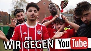 WIR GEGEN YOUTUBE! | SKK