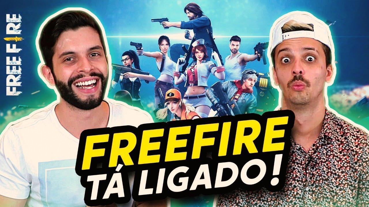 FREE FIRE E SEUS MAIORES SEGREDOS