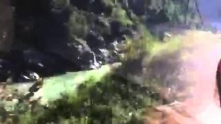 Pokhara highway back to kathmandhu