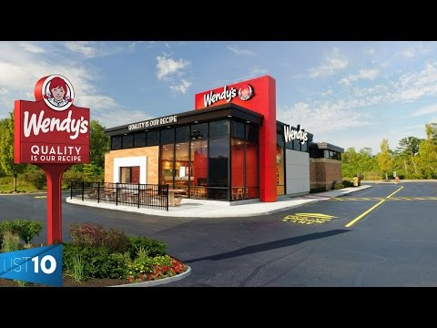 10 Most EXPENSIVE FAST FOOD Franchises | LIST KING