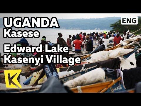 【K】Uganda Travel-Kasese[Uganda 여행-카세세]에드워드 호수 카세니이 마을/Edward Lake/Kasenyi/Village/Fishing