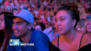 20-Year Old Street Performer Sings Dr.Dre Diggity - Acapella & Shocks The Judges