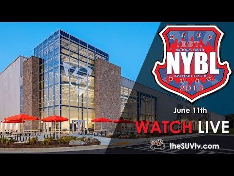 NYBL Championship (8th Grade): Ray Allen Select vs. Carolina Legend