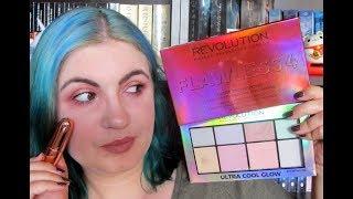 Haul news Makeup Revolution : test en live + tuto