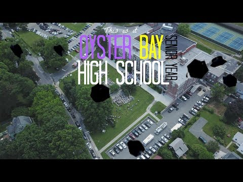 OYSTER BAY HIGH SCHOOL: SENIOR YEAR VLOG   This Is It pt1