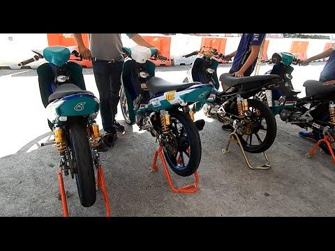 Yamaha Petronas CKJ Racing Team (Test Day) VNRCB TV