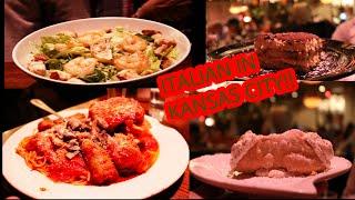 Cascones Italian Restaurant in Kansas City Missouri! Restaurant Review! Where to Eat in KC?
