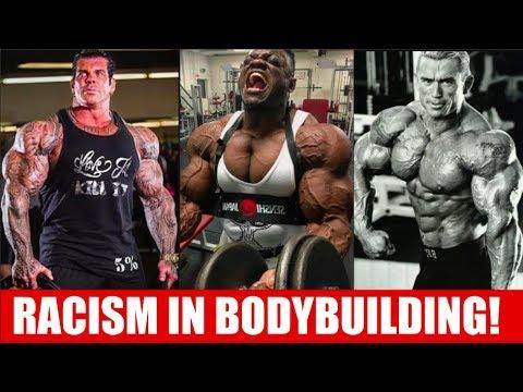 RACISM IN BODYBUILDING! (On YouTube & Instagram)