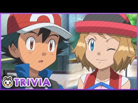 Ash and Serena CONFIRMED Canon?! Amourshipping Explained!   Pokemon Anime Trivia (Feat. KGPrestige)
