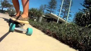 electric skateboarding radness