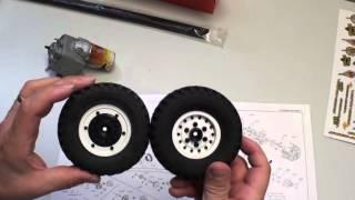 crossrc gc4 build series 2 tires trans axles