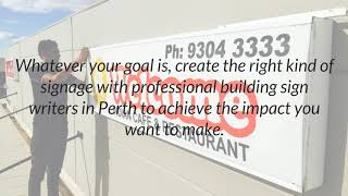 sign company Perth - 5 Essential Elements in Making a Powerful Signage in Perth That Creates Leads