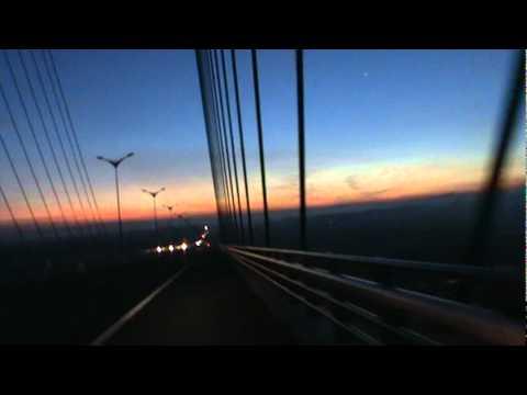 Cầu CẦN THƠ vào lúc 5h sáng (10/06/2010)