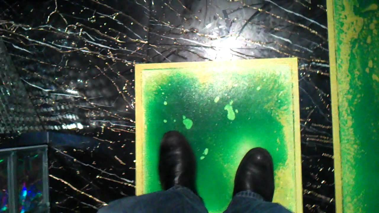 50cm and 100cm Liquid Floor Tiles - YouTube
