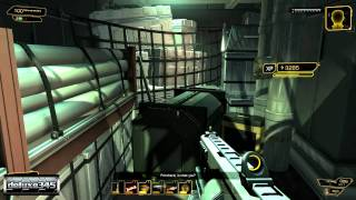 Deus Ex: Human Revolution - The Missing Link Gameplay (PC HD)