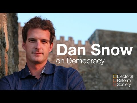 Dan Snow on Democracy