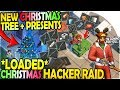 NEW CHRISTMAS TREE + *FREE* DAILY PRESENTS (CHRISTMAS HACKER RAID) - Last Day on Earth Survival 1.11
