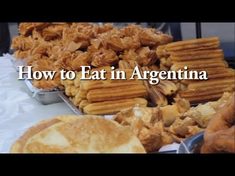 How to Eat in Argentina: Street Food & The Classics