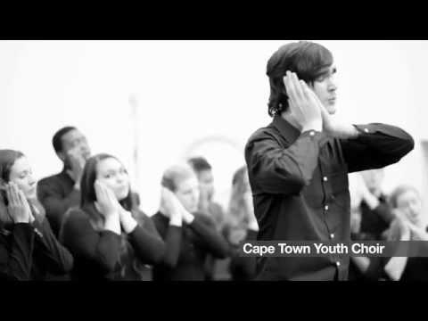 """HOMELESS"" - Cape Town Youth Choir (Featuring Brian Joubert)"