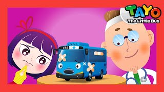 Tayo Lagu anak-anak Kompilasi Nona Polly Punya Boneka (lirik) 11 menit l Tayo Bus Kecil