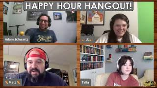 Happy Hour Hangout with the So True, Y'all crew!