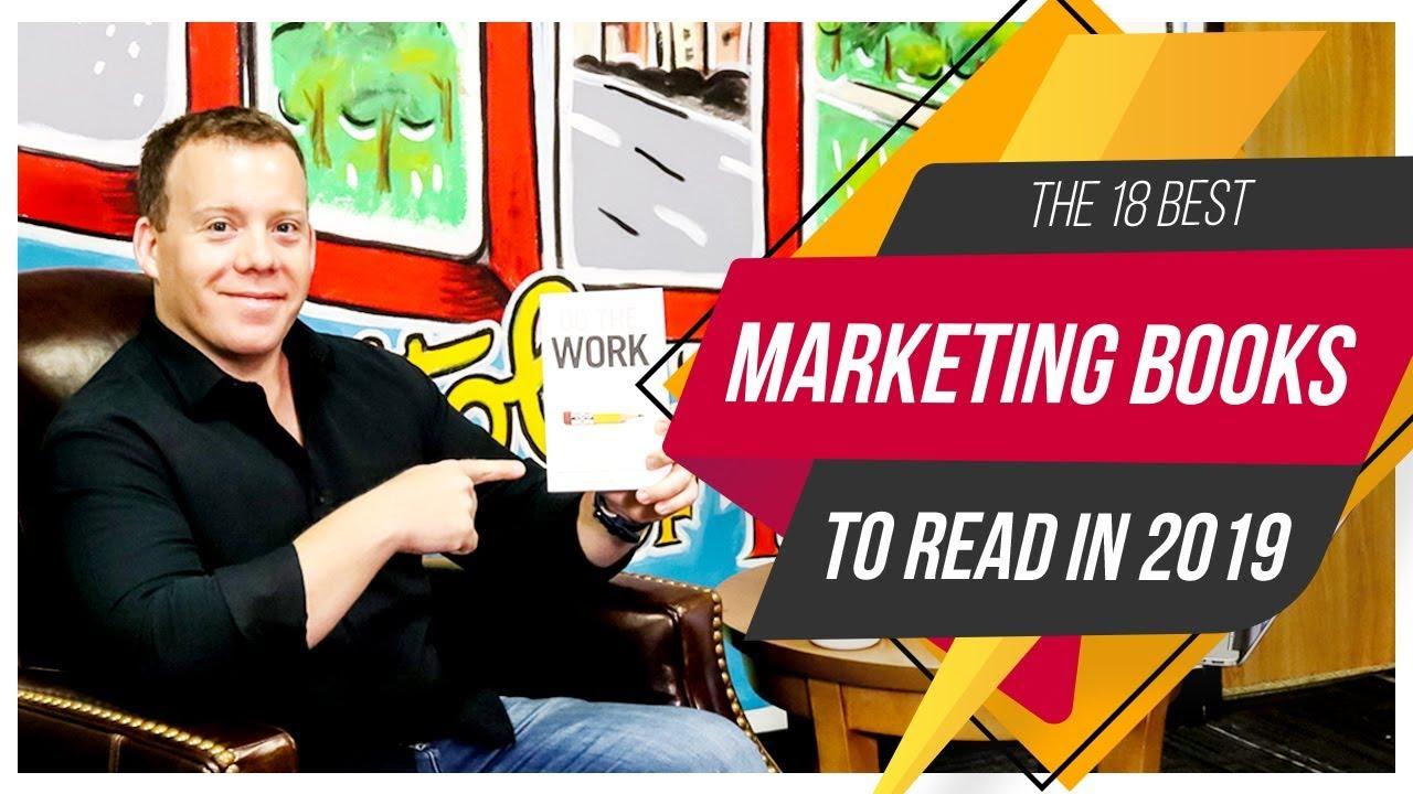 Top 18 Marketing Books for Entrepreneurs in 2019