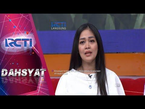 DAHSYAT - Kenangan Alm. Julia Perez Di Mata Gracia Indri [12 Juni 2017]