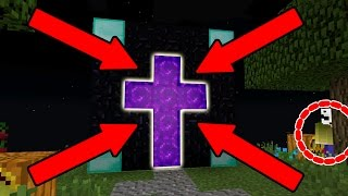 Repeat youtube video Do NOT Enter this Portal in Minecraft Pocket Edition!!!