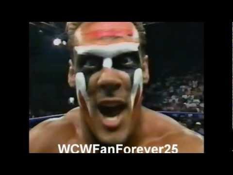WCW Sting 3rd Theme(with Custom Tron)