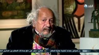 """بالفيديو.. البهجوري لـ""""القنديل"""": لوحاتي كانت تستفز عبد الناصر"""