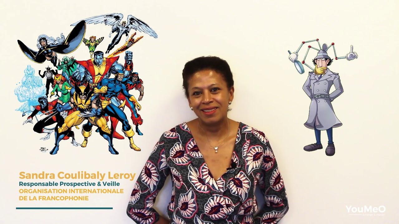 Témoignage Sandra Coulibaly - Organisation Internationale de la Francophonie