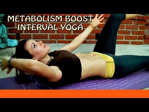 AK65 Interval Yoga for Non-Flexible People LEVEL 1-2 Calorie Burn Sweat