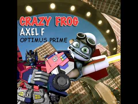 Crazy Frog - Axel F - Optimus Prime mp3