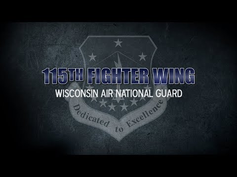 115th Fighter Wing Mission Video