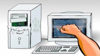 Онлайн игра-Bash the Computer