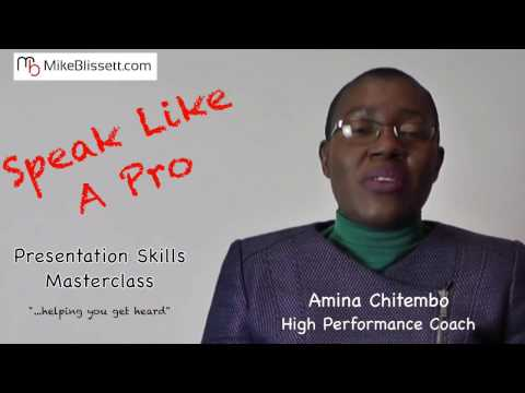 Amina testimonial