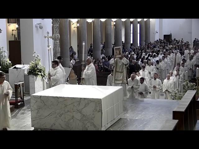 S. MESSA IN OCCASIONE DEL 25esimo ANNIVERSARIO DI SACERDOZIO DI DON GIANNI BRANCO