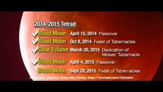 Blood Moons-Startling New Information! Just When We Heard It All, It Gets Even More Intense!