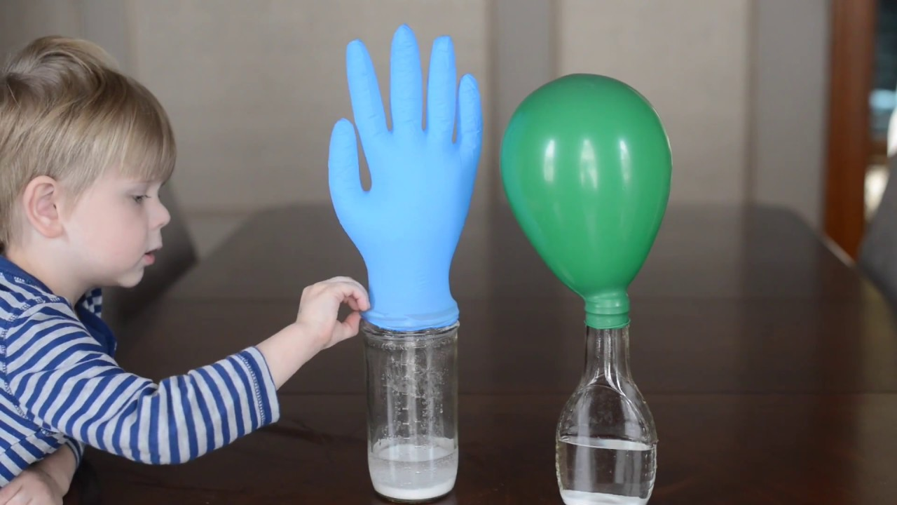 10 Easy Science Experiments - That Will Amaze Kids - YouTube