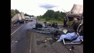 Cтрашная авария произошла в Иглинском районе республики
