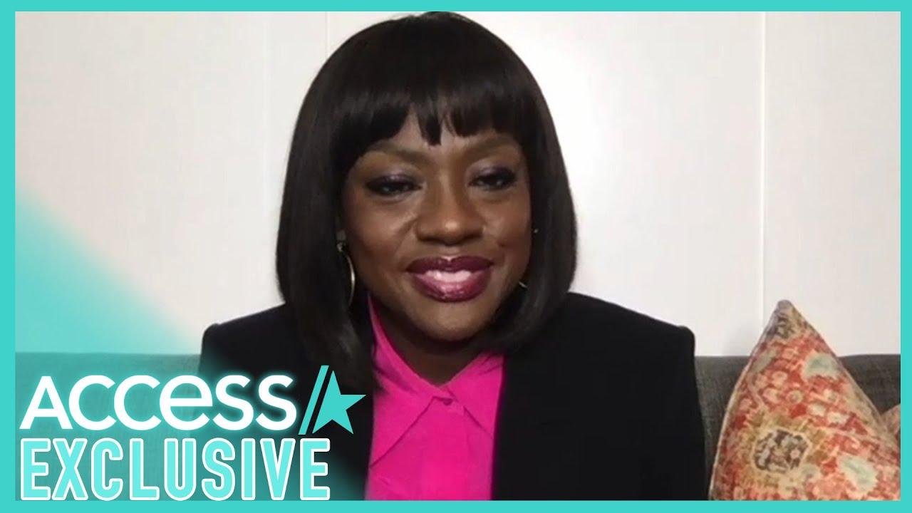 Viola Davis Says Chadwick Boseman Deserves An Oscar For �Ma Rainey�s Black Bottom�
