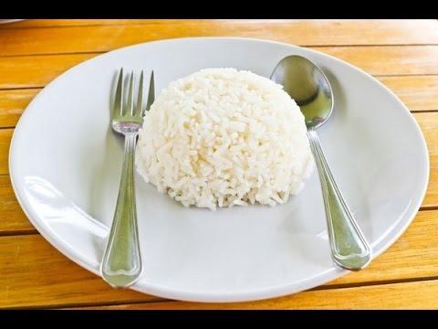 Как похудеть за 3 дня: рисовая диета