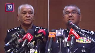 Polis tak sembunyi Golam
