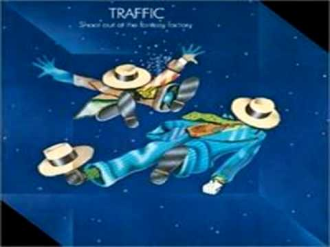 Traffic - Tragic Magic