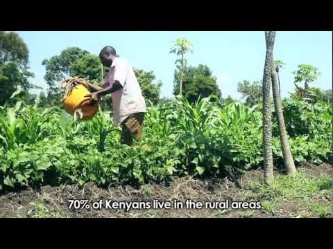 Developing And Marketing Affordable Products To Aid African Farmers - John Kihia, KickStart